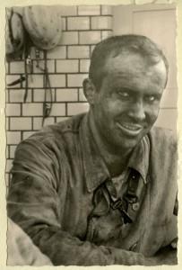 Dieter Kurrat damals in den 60-ern. Foto: Privat